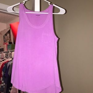 Purple Tank from Express💜